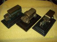 Just reduced!The 3 Badcock Trucks depicts different