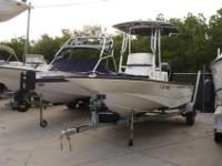 2009 Boston Whaler 17 MONTAUK 17' Boston Whaler