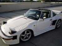 $25,900.00 or best offer PORSCHE 911 TARGA TURBO WIDE