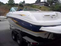 2001 Chaparral 23SSI Check out this freshwater only
