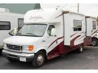 The Lexington GTS Class B+ motorhome  from Forest