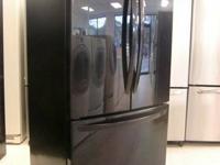 LG (25 Cu. Ft.) 3 Door French Door, Bottom Freezer