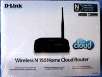 D-Link Systems DIR-600L Wireless-N150 Home Cloud Router