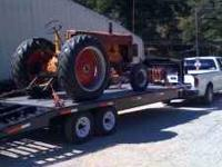 2010 25' atm flatbed like new only about 1200 miles