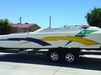 25' 1998 Daytona Eliminator For Sale - $33 k Open Bow -