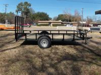 Selling our 25' gooseneck flatbed trailer. It has