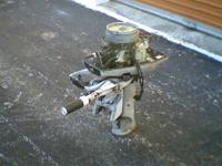 Parting out 1986 25 hp evinrude Johnson outboard- 20
