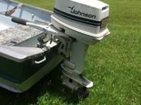 I have a 1985 25 HP Johnson outboard motor for sale