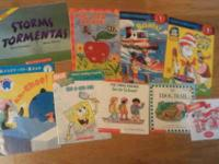 Here is a great selection of beginner learn to read