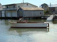 Call Boat Owner Ashley . Description: Great vintage