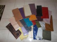 I have 25 new Pashmina's from India, they are still in