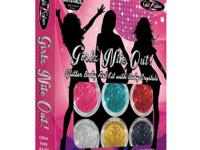 Save 5$ + Free shipping on GirlZ Night Out Glitter