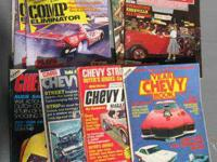 Old car and hot rod magazines Street Rod Collectors #4