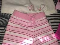 You get 25 PC'S total in this Newborn Girl clothing and