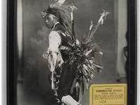 Pennington Studio Native American Photograph 127A in