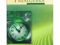 Prealgebra, Third Edition, is a significant revision of