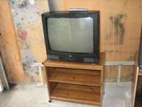 "25"" RCA color TV. Excellent condition. Willing to sell"