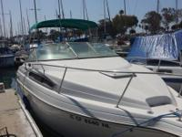 25' Regal Power Cabin Cruiser w/slip in Dana Point