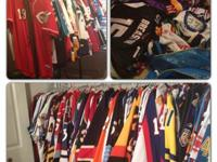 MLB/NBA/NHL/NFL Jerseys (Naperville)This is the