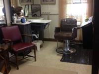 12 x 10 Beauty Shop for Rent - Furnished Located in the