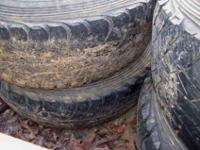 Chevy 16' Black Rims, six lug, came off 4x4. has all