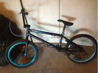 MUST SEE 2011 Kink Whip freestyle BMX bike. three piece