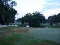 Two bedroom one bath on golf course fully furnished,
