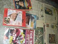 This is a collection of News papers and mag,