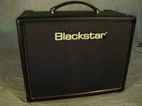 Offered here is a Blackstar ht5 guitar amplifier in