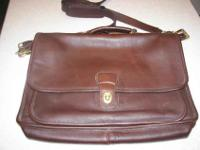 All leather used once, In EXCEPTIONAL condition,