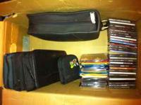 250 + CDS; 90% Rap and R&B; 90% excellent condition;