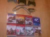 Selling my like brand-new 250 GB PS3 console with all