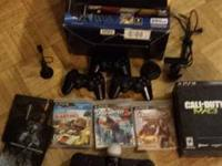 I am selling my Playstation 3 model number CECH4001B