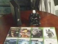 Selling a perfect Xbox 360 like brand new cones with