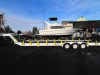 I have a new Large boat trailer for rent. its 32ft at