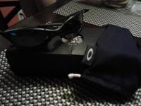Oakley Juliet Sunglasses Cardon w/ Black Iridium Lenses