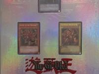 I am selling my personal collection of Yu-Gi-Oh Cards.
