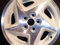 Pontiac Sunbird and Grand AM models OEM GM WHEEL.
