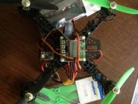 For sale is my newly built 250 Quad Copter. It gettings