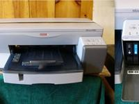 For Sale is a RICOH Aficio G7500 Printer. This ink jet