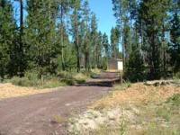 I have a private 1/2 acre RV campsite near the
