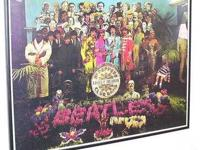 "THE BEATLES IT WAS OVER 40 YEARS AGO THE BEATLES ""SGT."