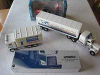 FOR SALE APPROXIMATELY 250 TOY TRUCKS. ALL MAKES AND
