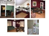Fully furnished, fully equipped short-term rental. Time