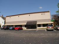 4,500 Square feet of workplace offered! Personal