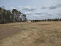 5.45 beautiful Acres in Blackhoof Township!!! Half