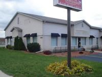 For Lease:  Commercial space, 2,500 sq. ft.    At 6581