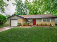 2508 N Adams Location: Tanglewood Hills Cute remodeled