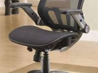 Metro Mesh Office Chair Breathable Mesh Design