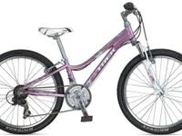 New TREK Girl's model MT220 girl's bike good for age